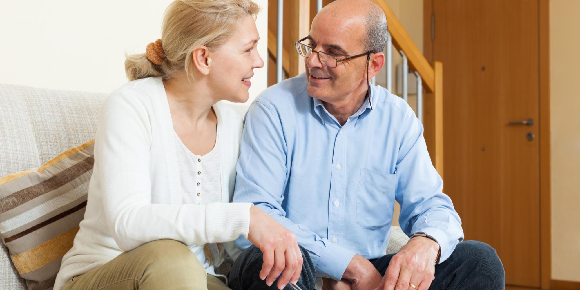 Maison connectée pour personnes âgées