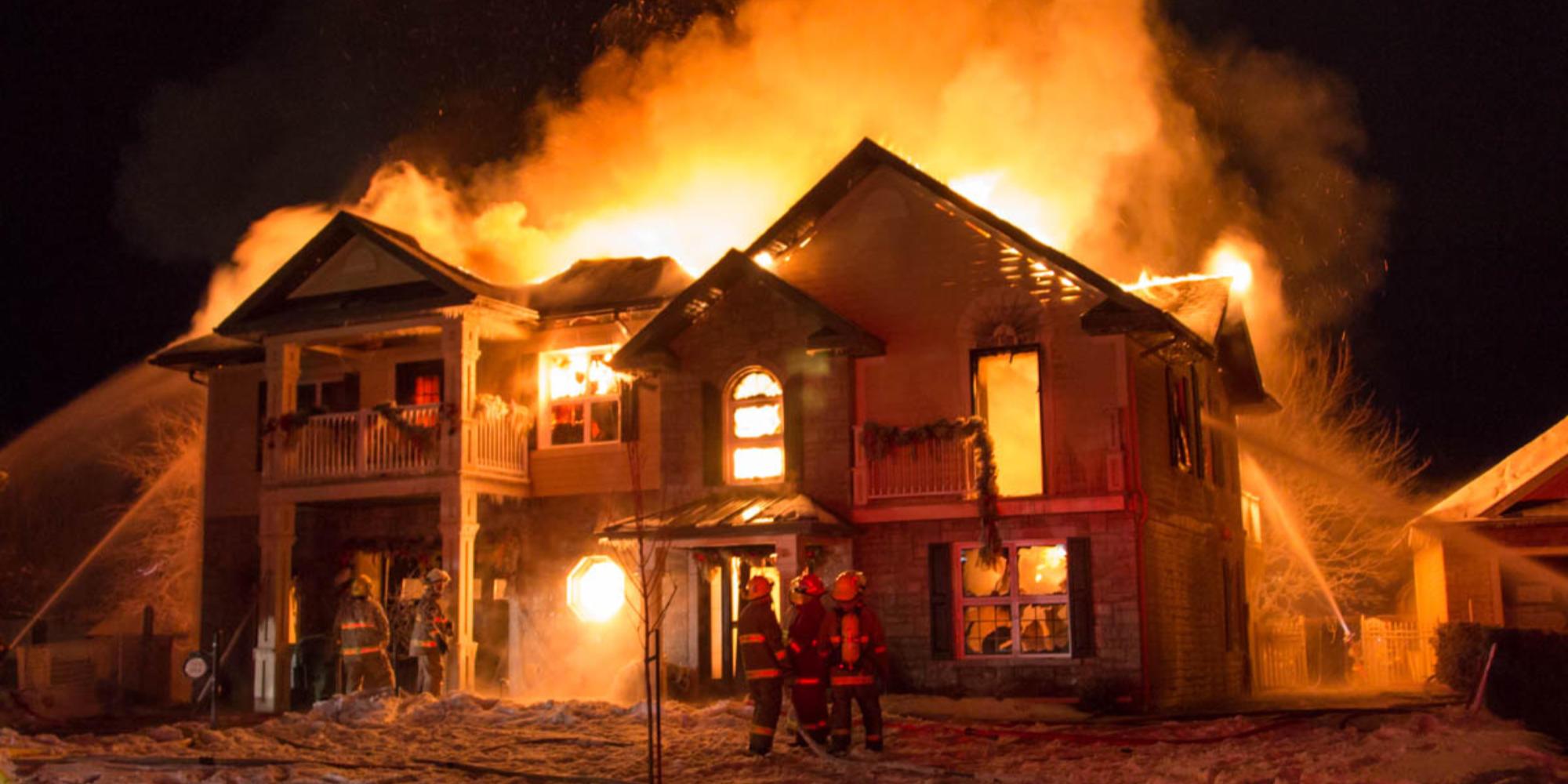 Où installer une alarme incendie?
