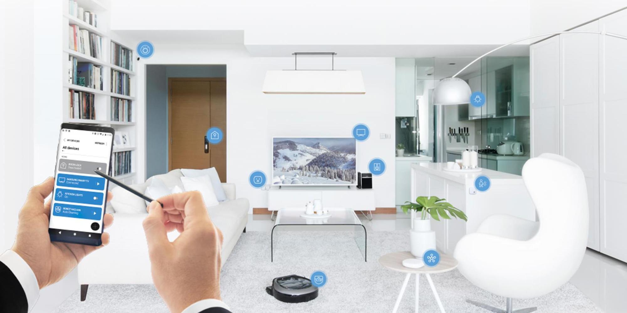 Maison connectée: des solutions technologiques toujours plus performantes