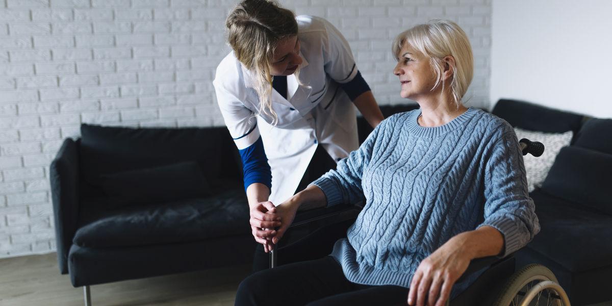 Que peut apporter la domotique à une personne handicapée ?