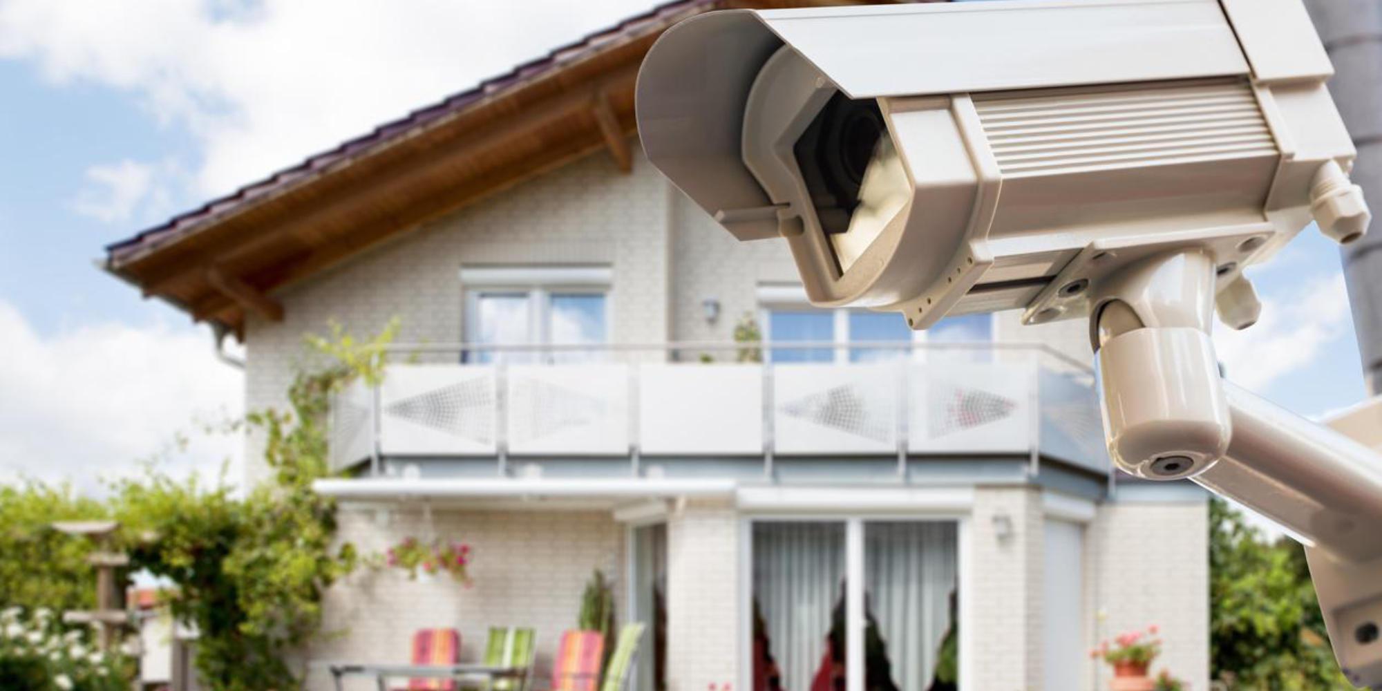 Comment installer un système de surveillance dans une maison?