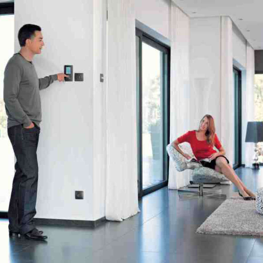 Mise en service de votre alarme maison